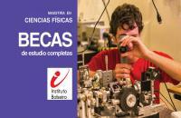 becas maestria ciencias fisicas argentina